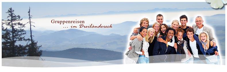 Gruppenreisen im Bayerischen Wald